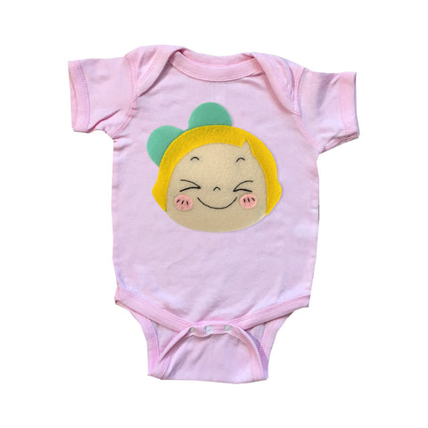 Lemon - Infant Bodysuit - mi cielo x Lemon and Sugar