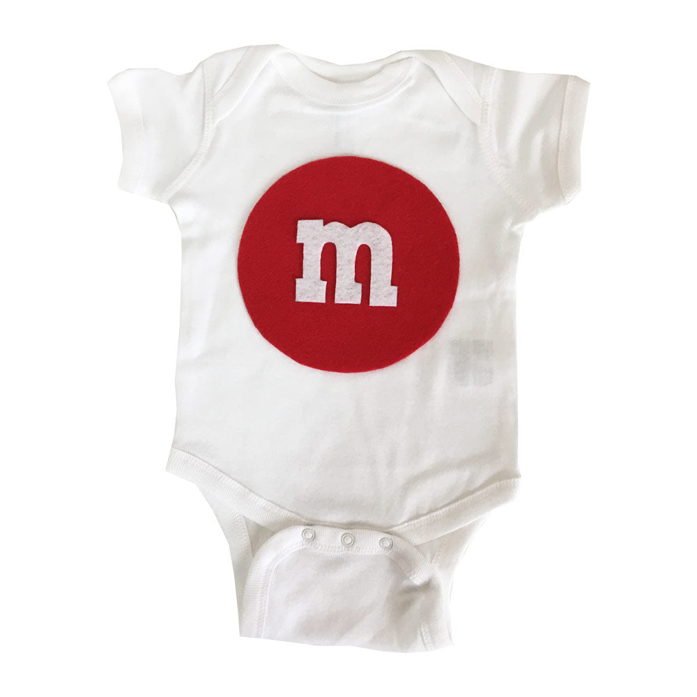 074ebb5bf9 ... Merry Christmas - M and M s Baby Bodysuit Combo - Red   Green · mi cielo