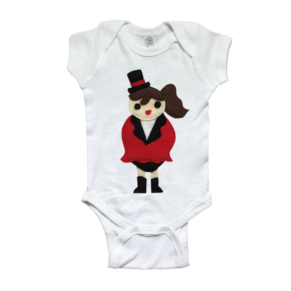 The Showgirl - Infant Bodysuit - The Greatest Showman x mi cielo