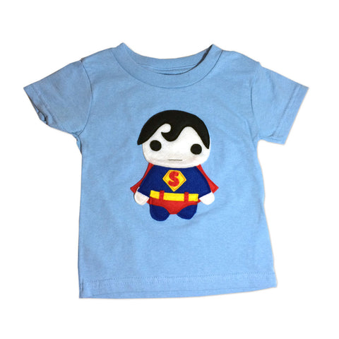 Kids Superhero Shirt - Super Baby