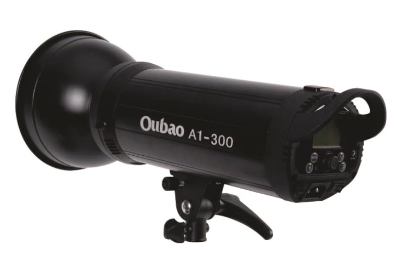Flash de estudio Triopo A1-300 de 300W