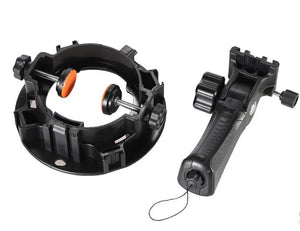 Bracket Triopo TR-05 tipo S para hasta 5 flashes speedlite