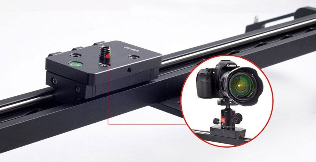 RIEL SLIDER KINGJOY DE 80CM PARA VIDEO