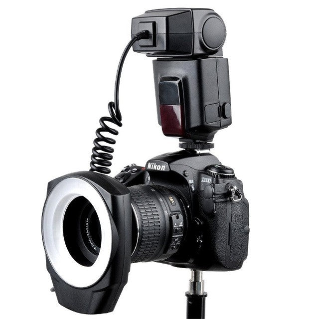 MACRO RING PHOTOGRAPHY FlASH LIGTH ML150