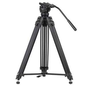 TRIPIE KINGJOY VT2500 PARA VIDEO PROFESIONAL