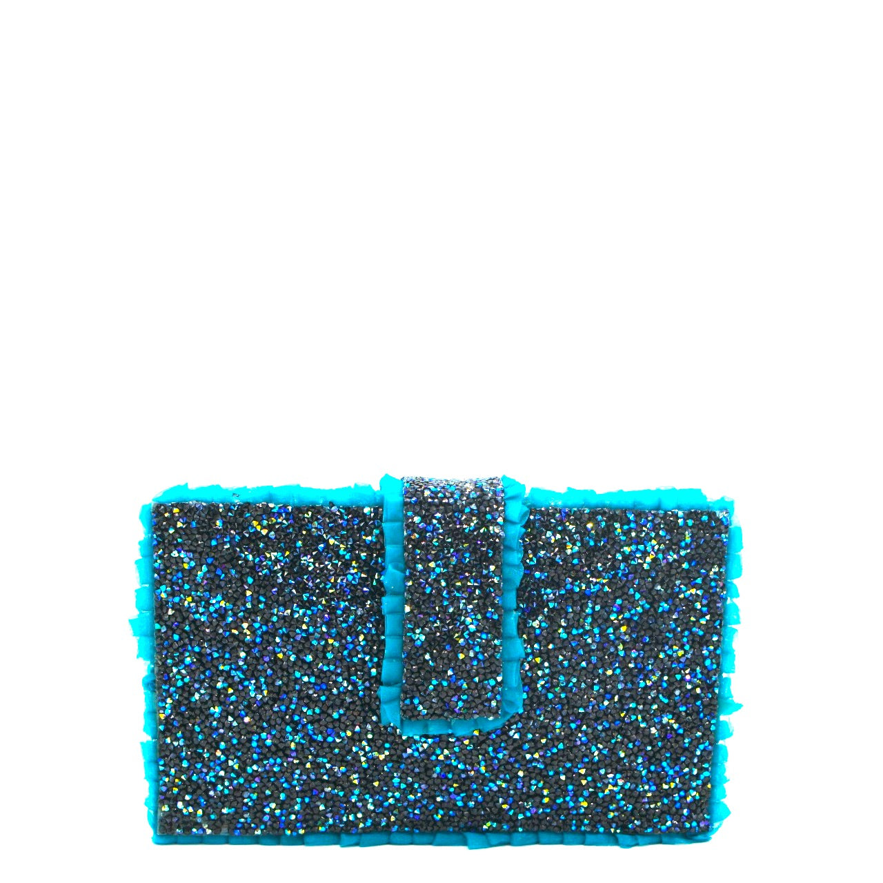Blue Martini Clutch