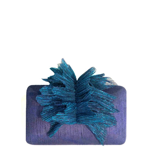 Blue Angel Clutch