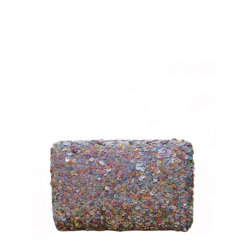 Gray Dreamy Clutch