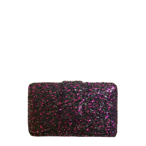 Pink Midnight Clutch