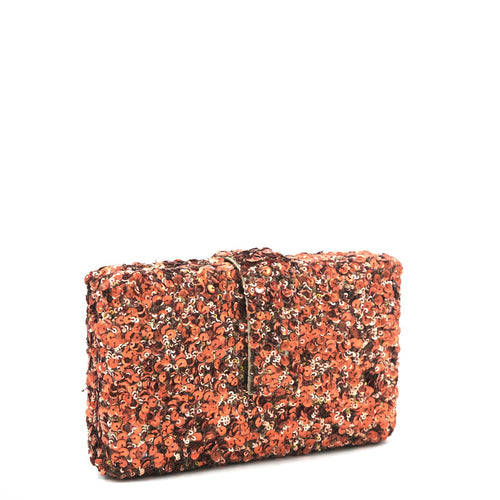 Rust Kitsch Clutch