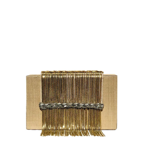 Beige Dreamy Clutch