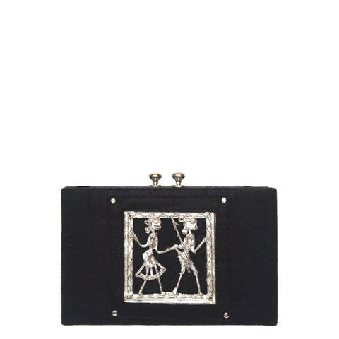 Black Dreamy Clutch
