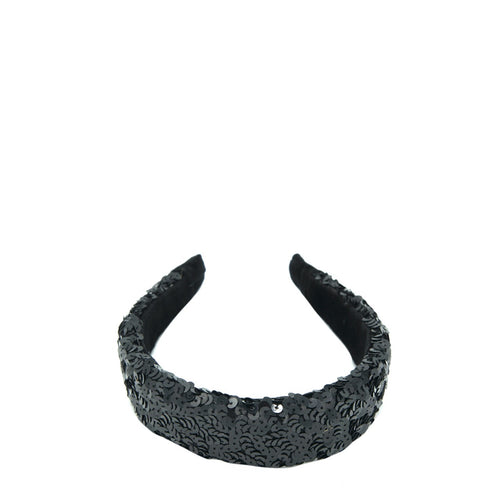 Black Kitsch Headband