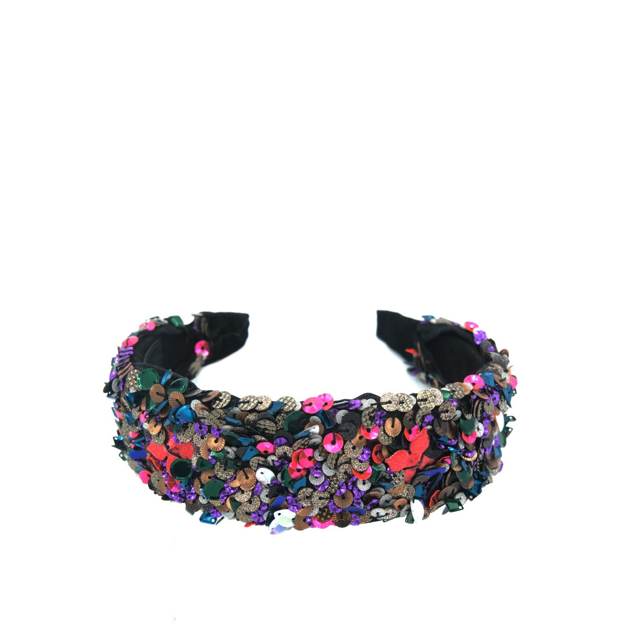 Floral Kitsch Headband