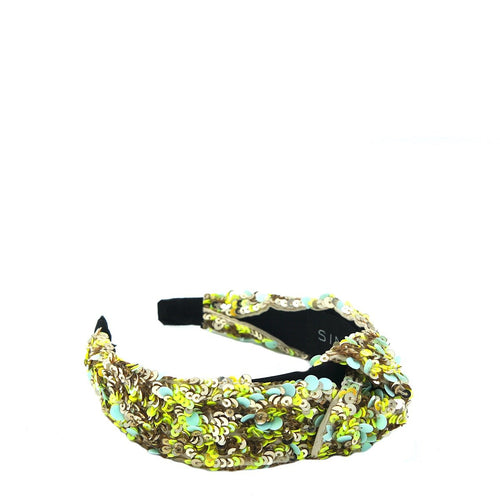Key Lime Kitsch Headband