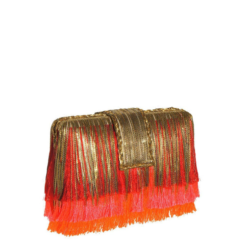 Mimosa Ombre Clutch