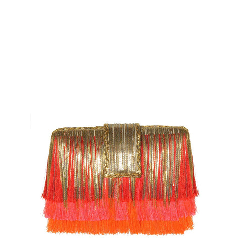 Royal Tribal Clutch
