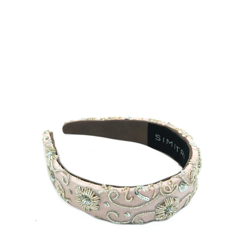 Black Kitsch Knotted Headband