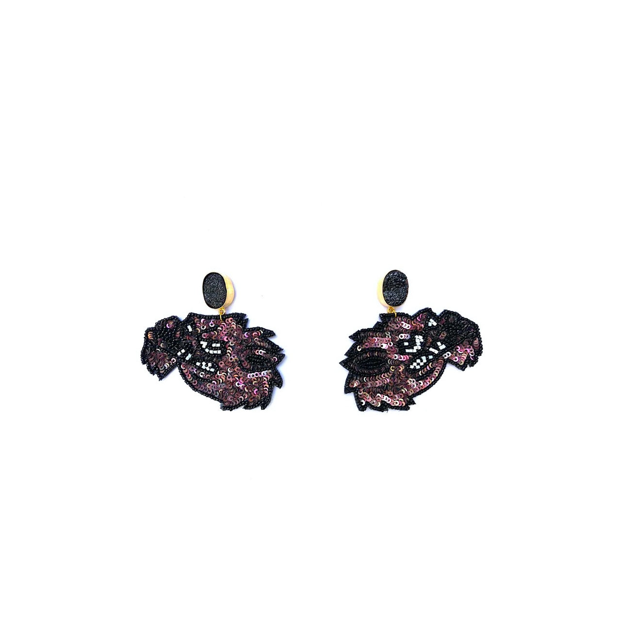 Razorback Earrings