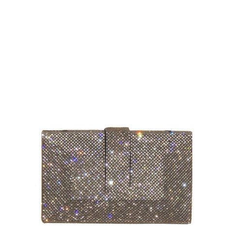 Gold Kitsch Clutch
