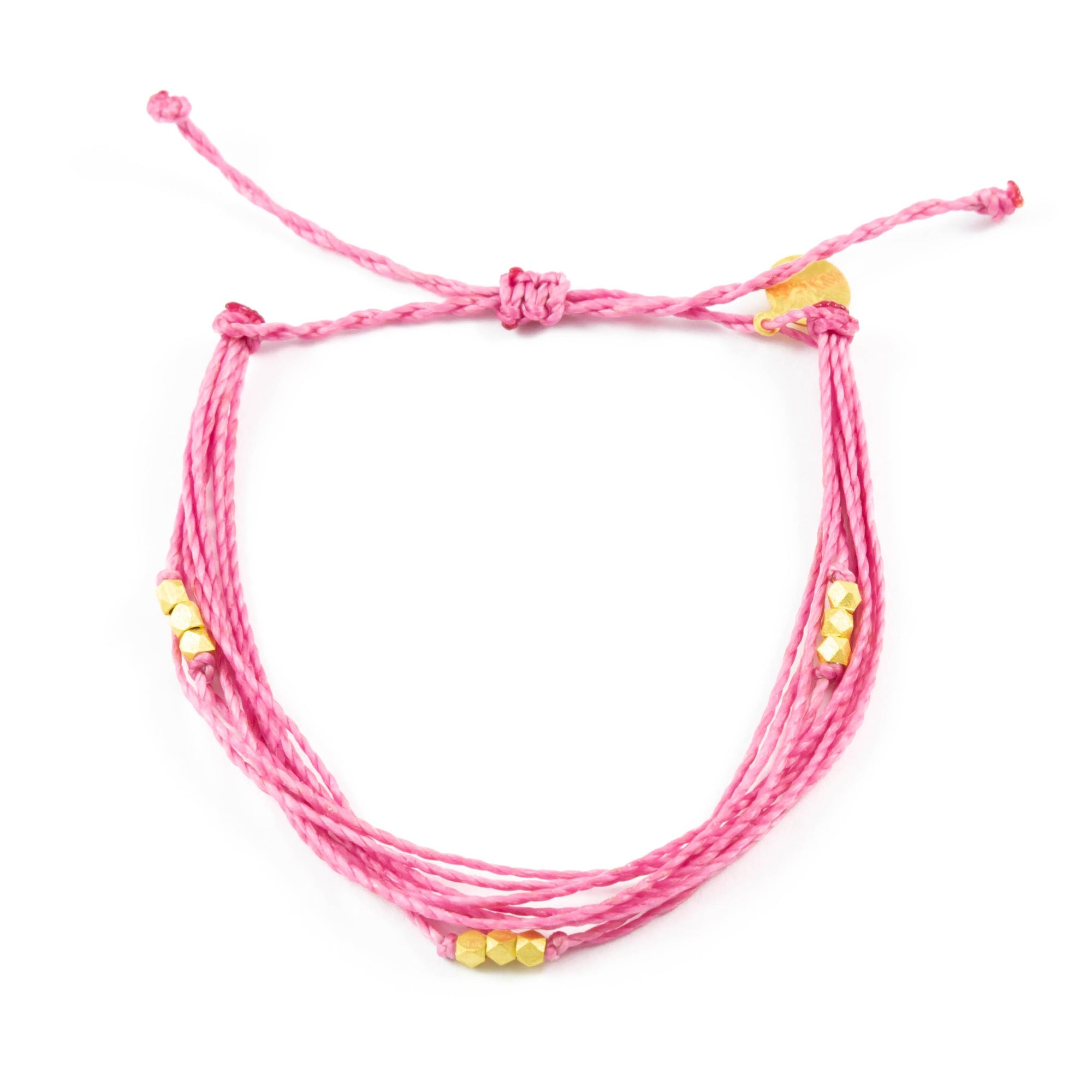 Rose Macua Bracelet in Gold