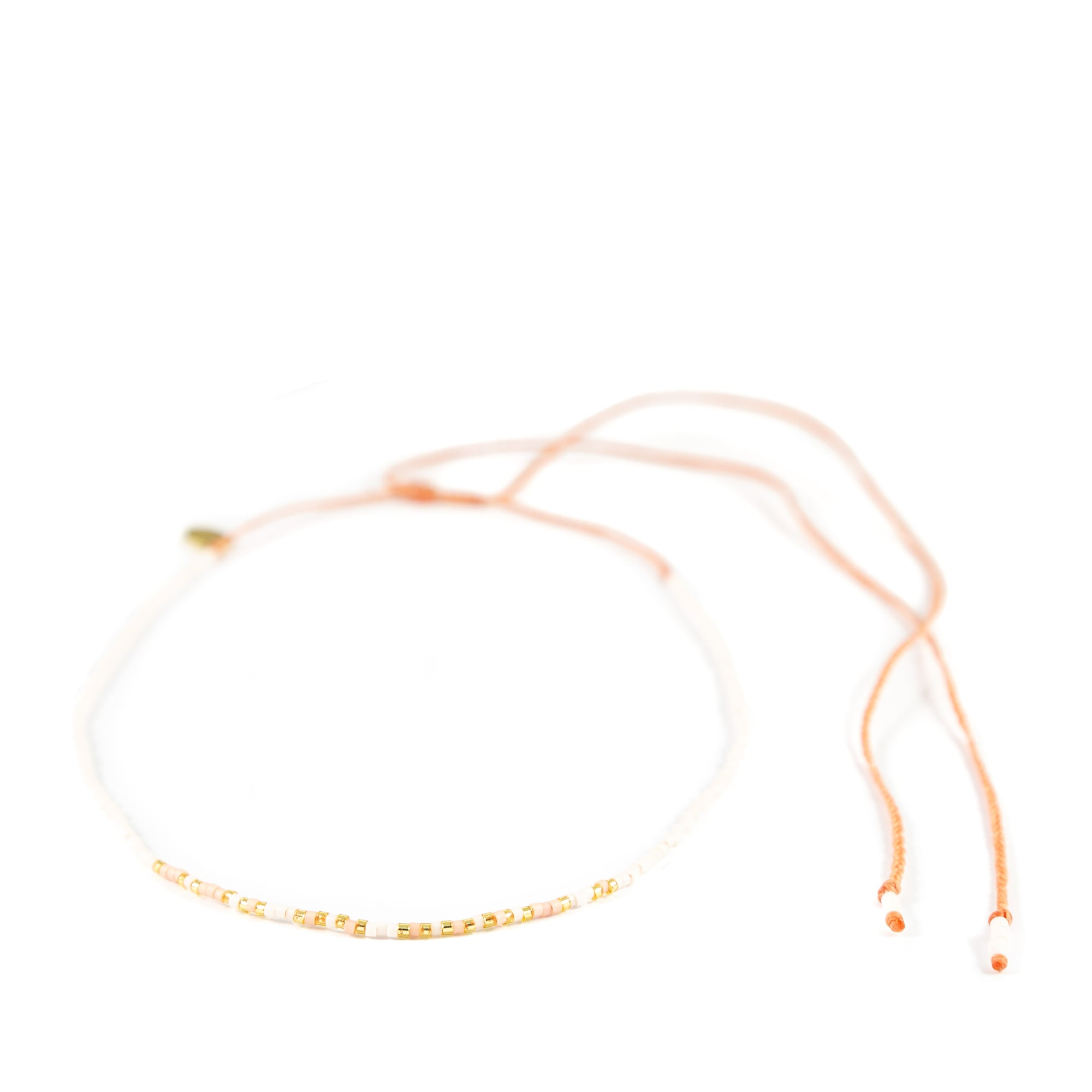 GIVE Mermaid Choker in Coral