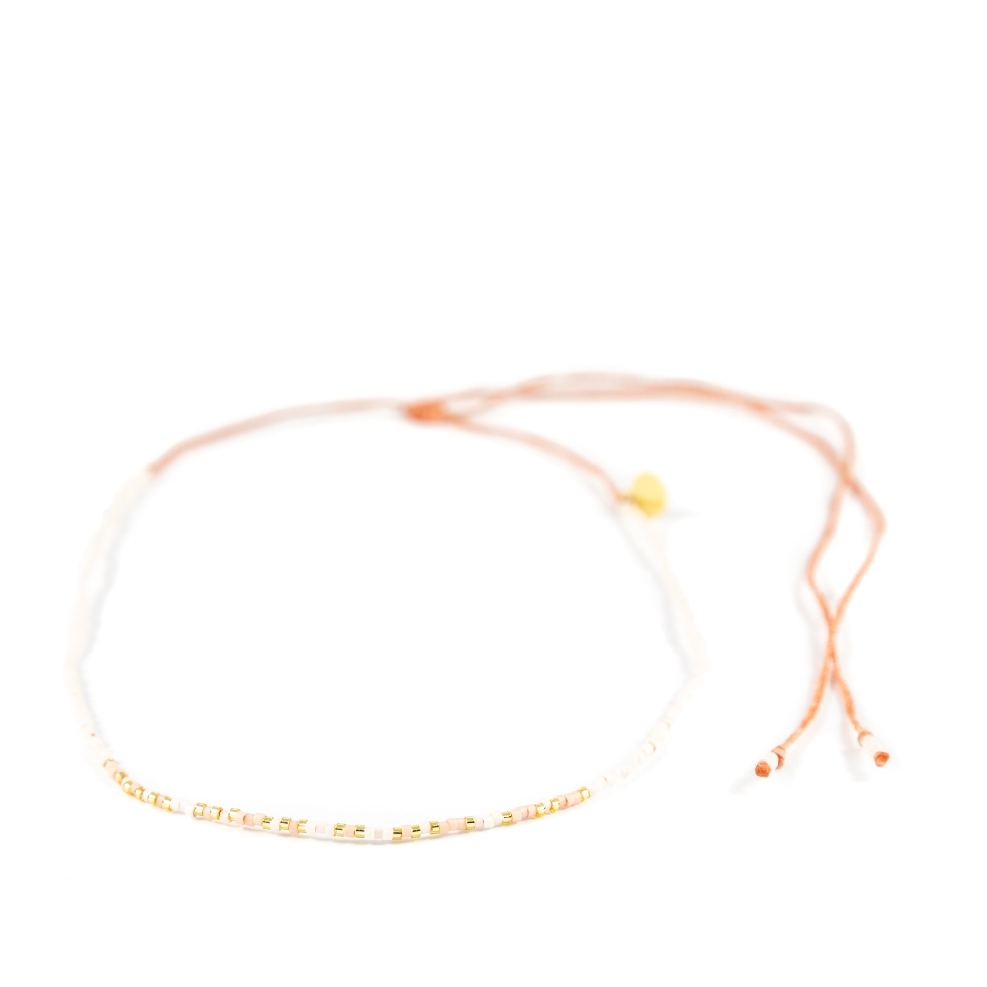 DREAM Mermaid Choker in Coral