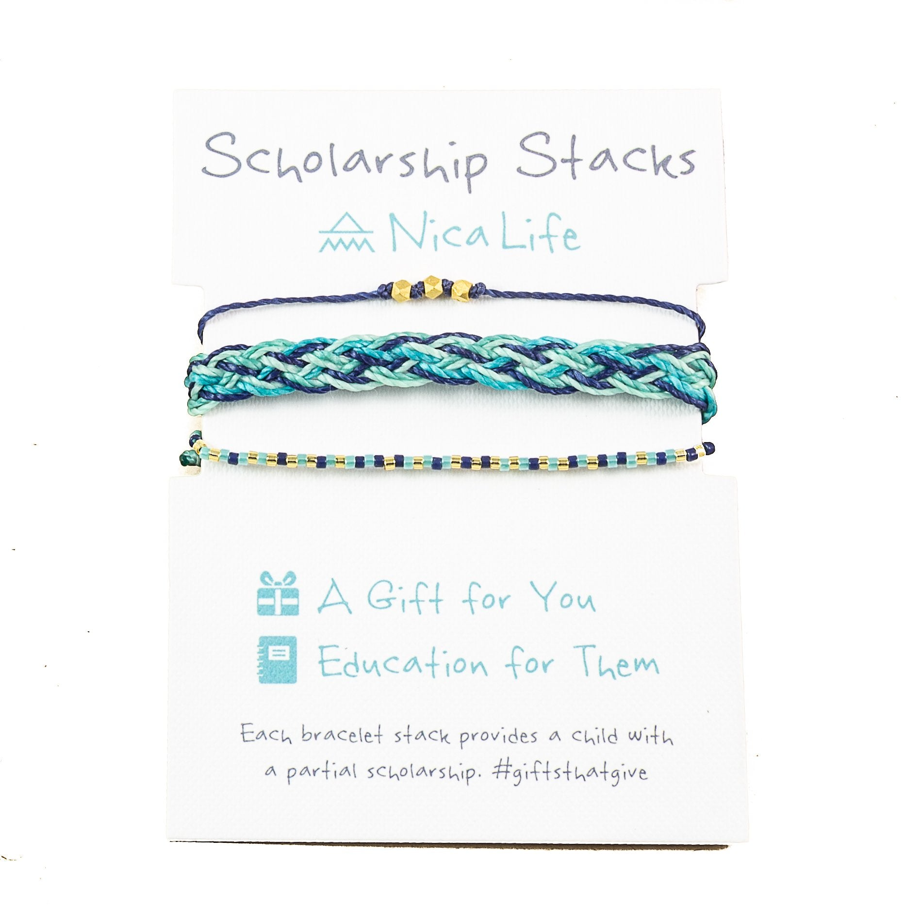 Blues Bracelet Stack