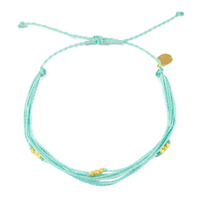 Cucumber Macua Anklet