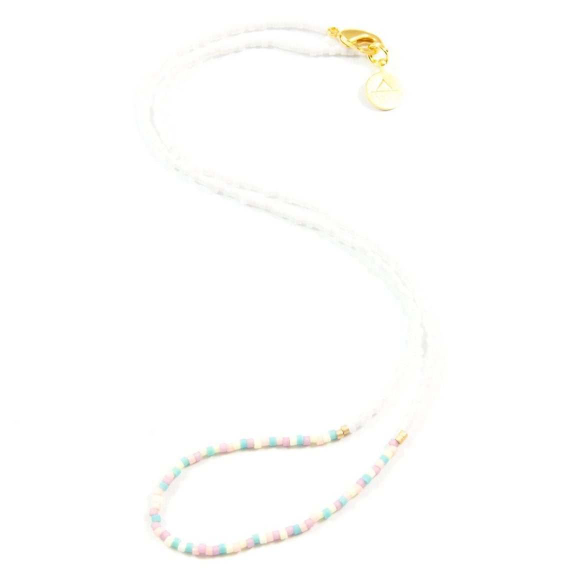Dessert Sunset Multi Color Necklace