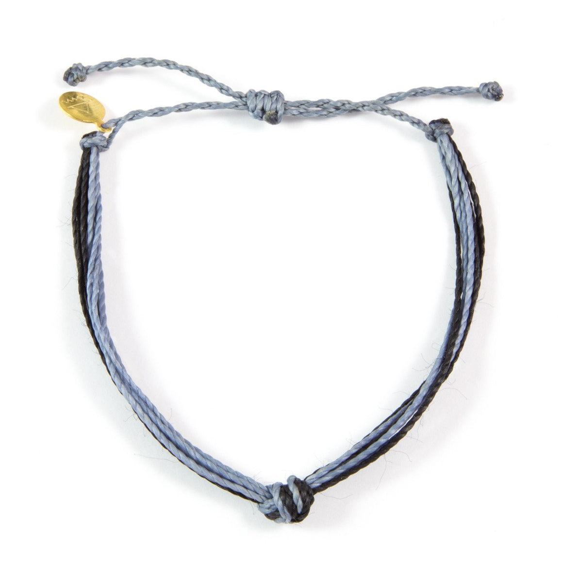 Denim & Black Carlos Bracelet