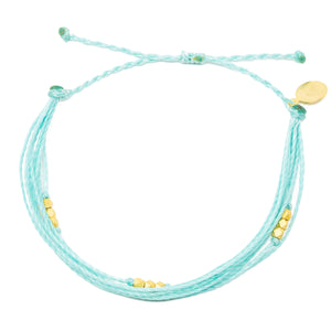 Cucumber Macua Bracelet in Gold