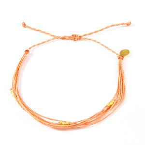 Coral Macua Anklet