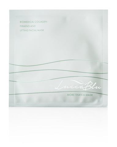 Firming Facial Sheet Mask Single LuccaBlu
