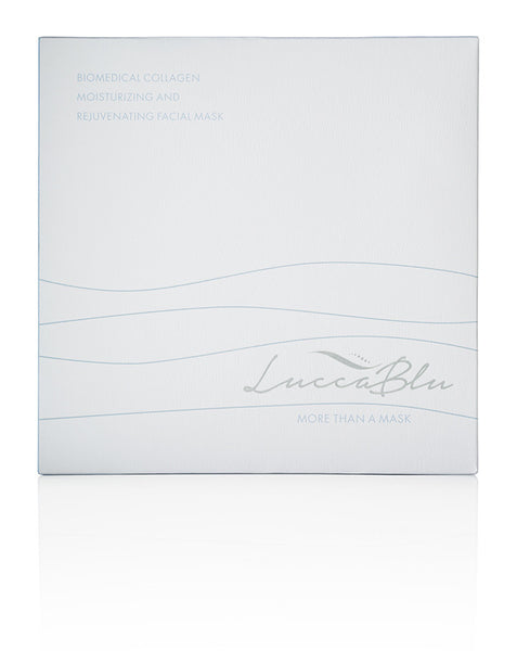 Moisturizing Facial Sheet Mask Luccablu