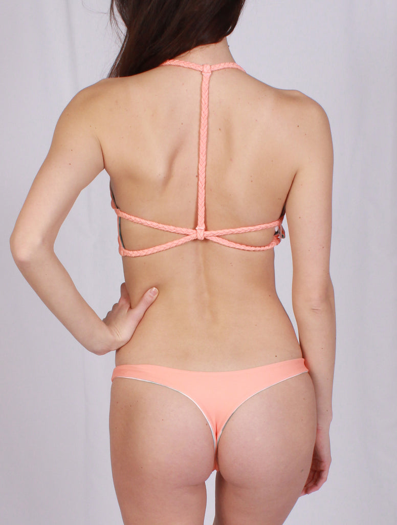 T-Back Top Luminescent