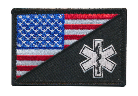 Tactical Flag Patches