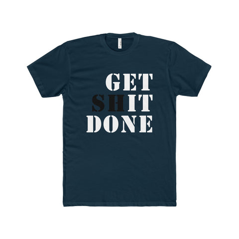 Men's Cotton Get It Done Tee