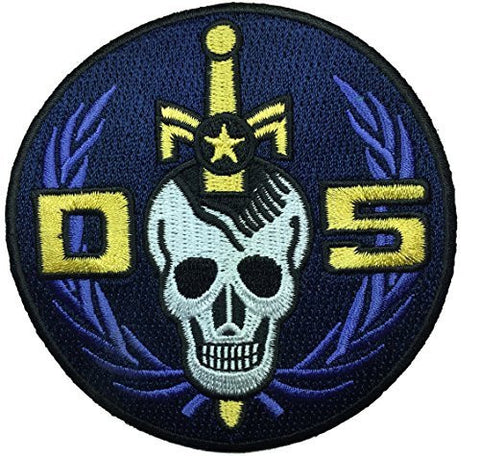 Patch Squad Men's Danger 5 Costume Patch - Patch Squad