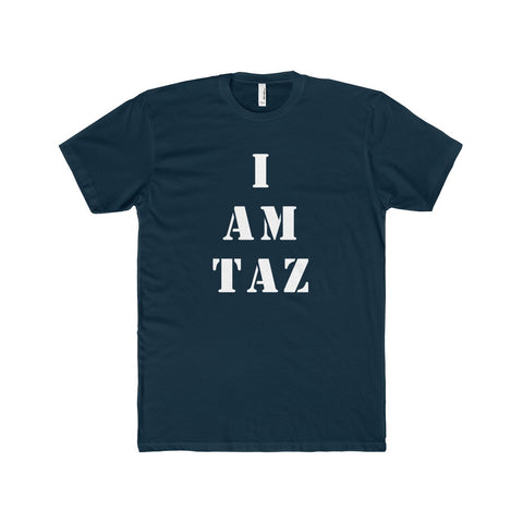 Men's Cotton Tactical Taz Crew Tee