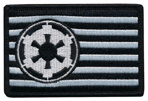 Galactic Empire Flag Embroidered Patch