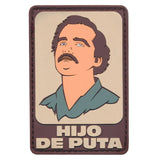 "Pablo Escobar ""Narcos"" Tactical 3D PVC Patch"