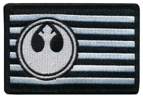 Rebel Alliance Flag Embroidered Patch