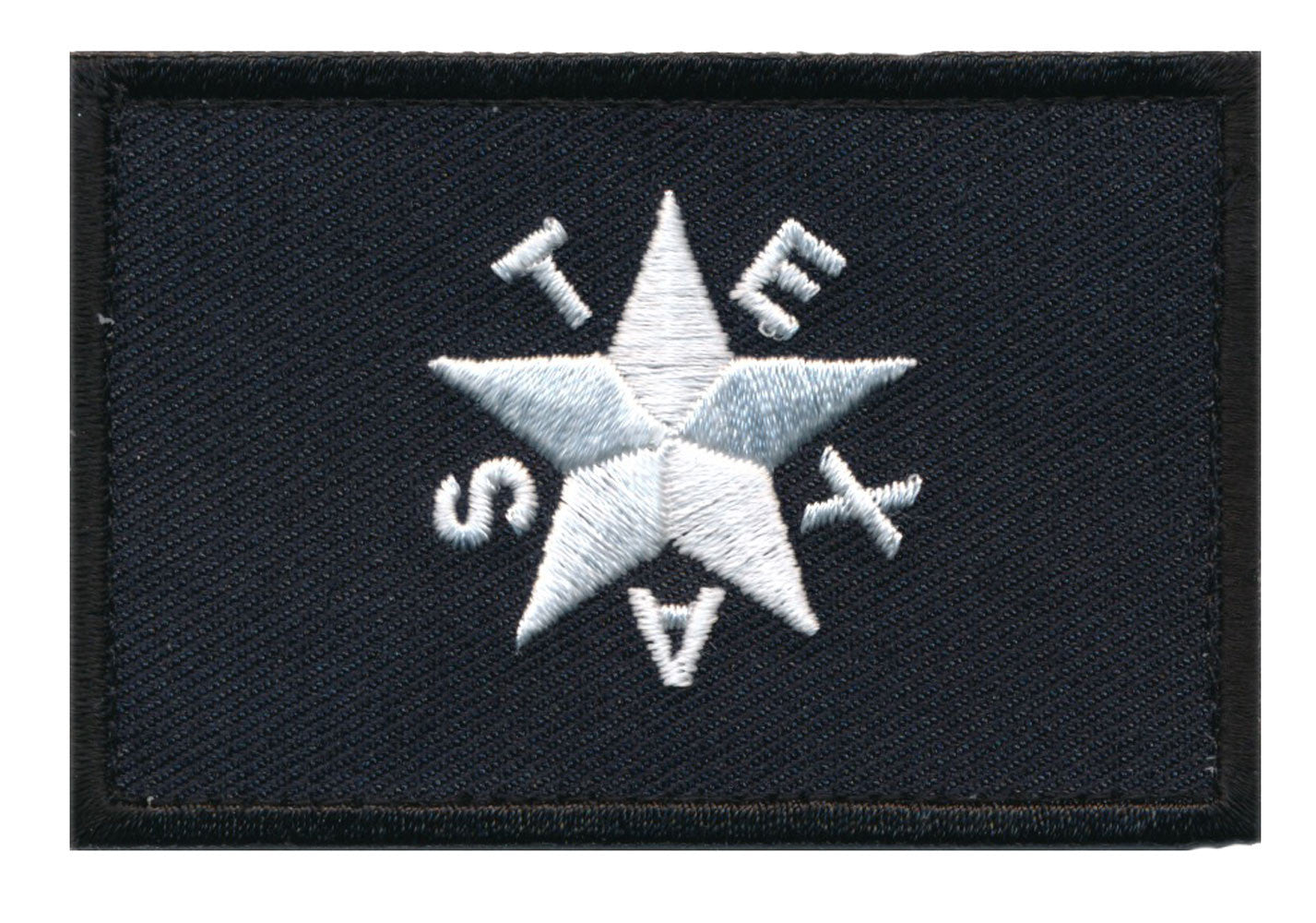 Patch Squad Men's Texas Star Flag Revolution Lone Star Embroidered Patch