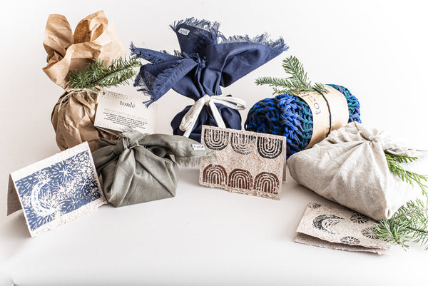 A Guide to Zero Waste Gift Wrap