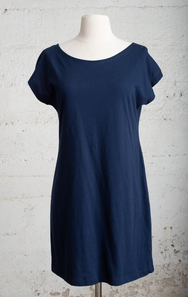 basic t-shirt dress - open closet - small - rarely worn