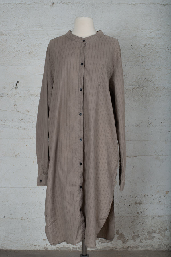 long sleeved button-up dress - open closet - x-large - gently loved