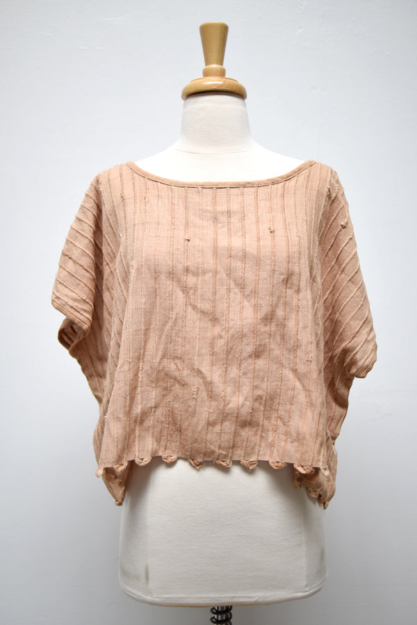 palm takeo crop top - open closet - S/M - rarely worn