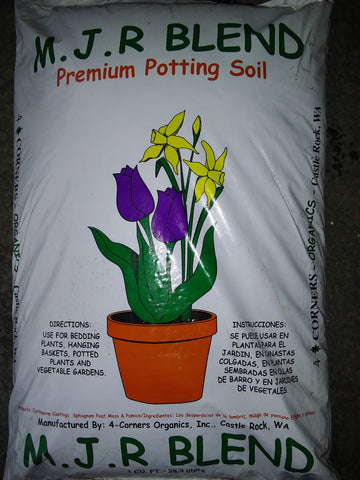 4 Corners MJR Blend Potting Soil, 1 cf