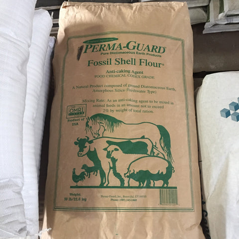 Diatomaceous Earth, Perma-Guard
